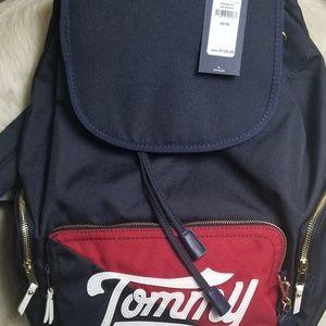 Tommy Hilfiger Red/White/Blue Backpack